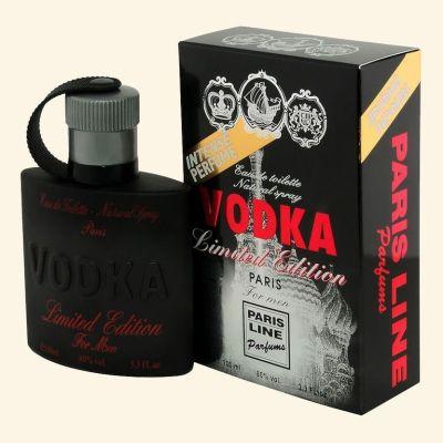 тв мужская Dp Vodka 100мл Limited Edition купить в городе томск